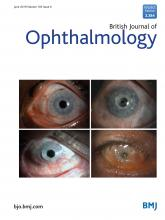 British Journal of Ophthalmology: 103 (6)