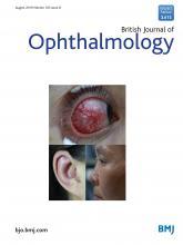 British Journal of Ophthalmology: 103 (8)