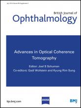 British Journal of Ophthalmology: 98 (Suppl 2)