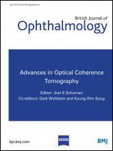 British Journal of Ophthalmology: 98 (Suppl 2)